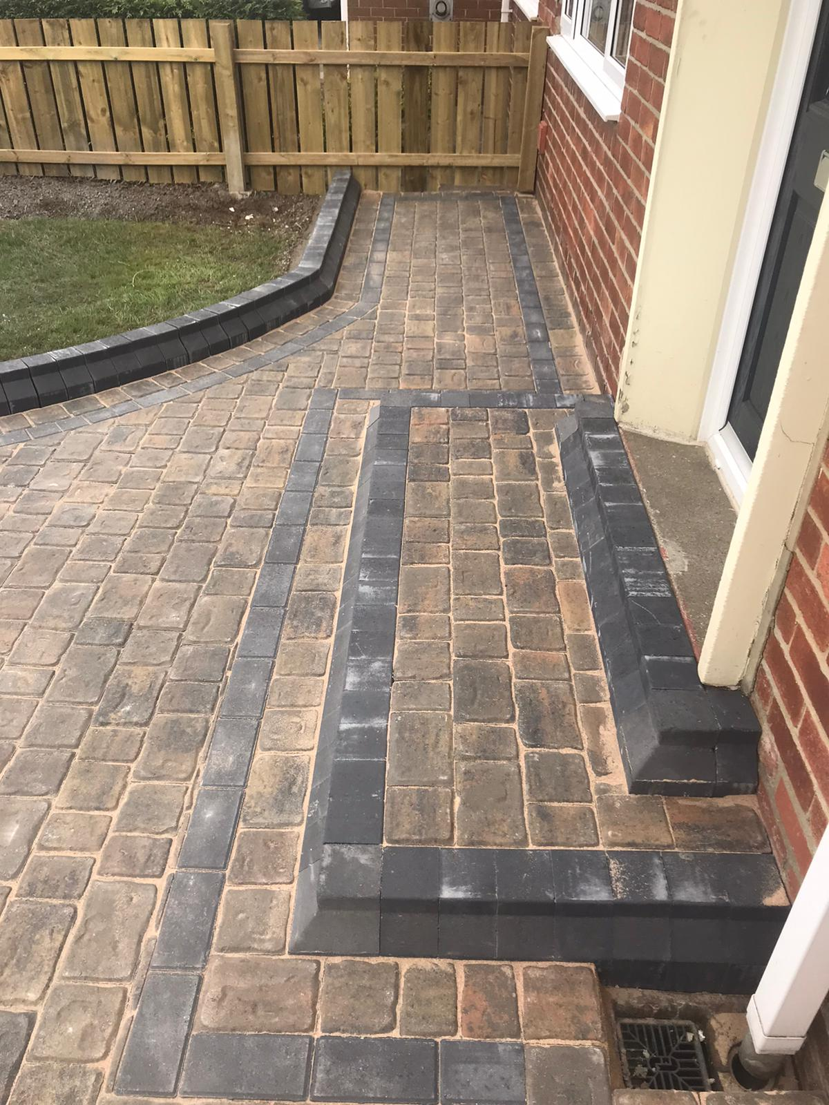 block paving gateshead