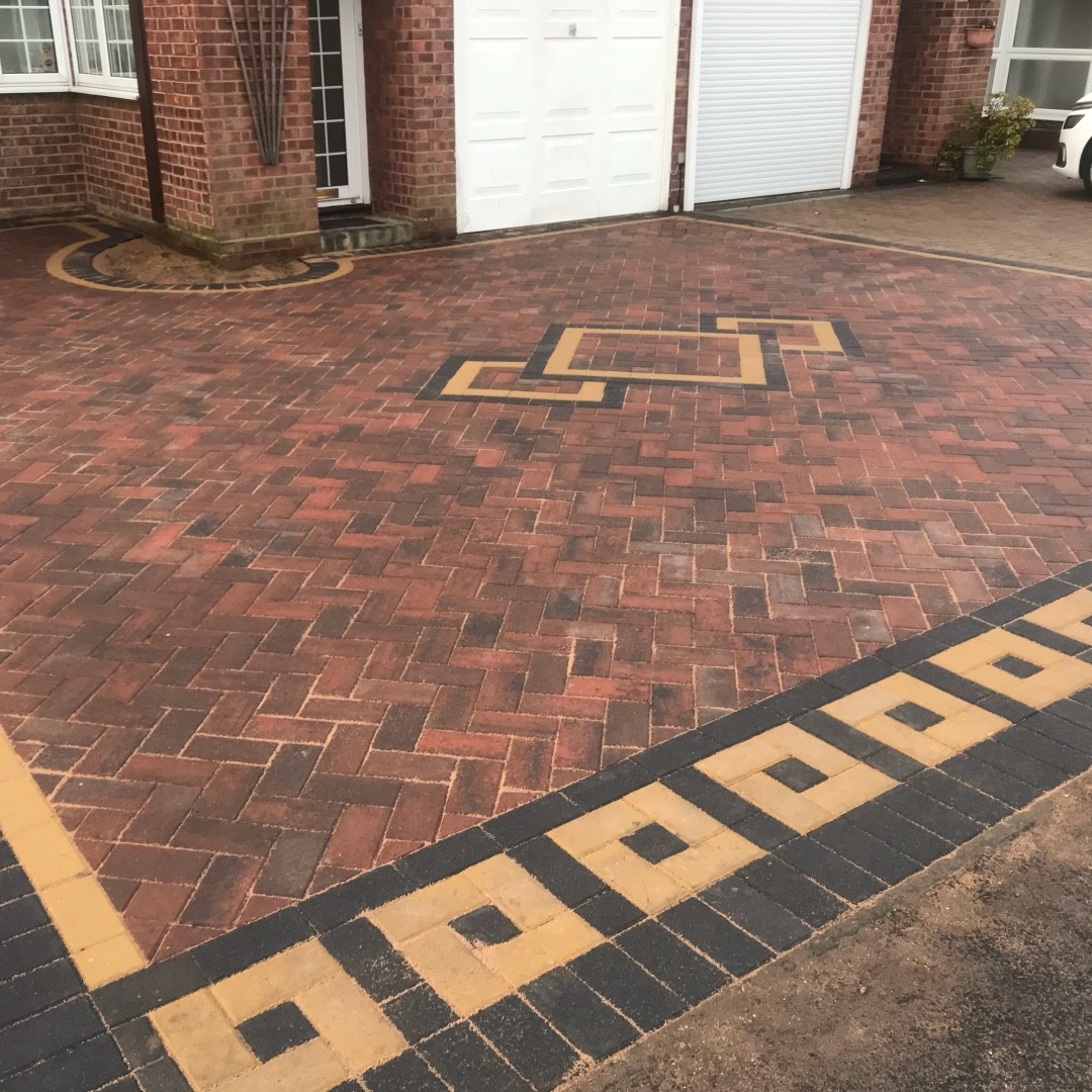 block paving newcastle