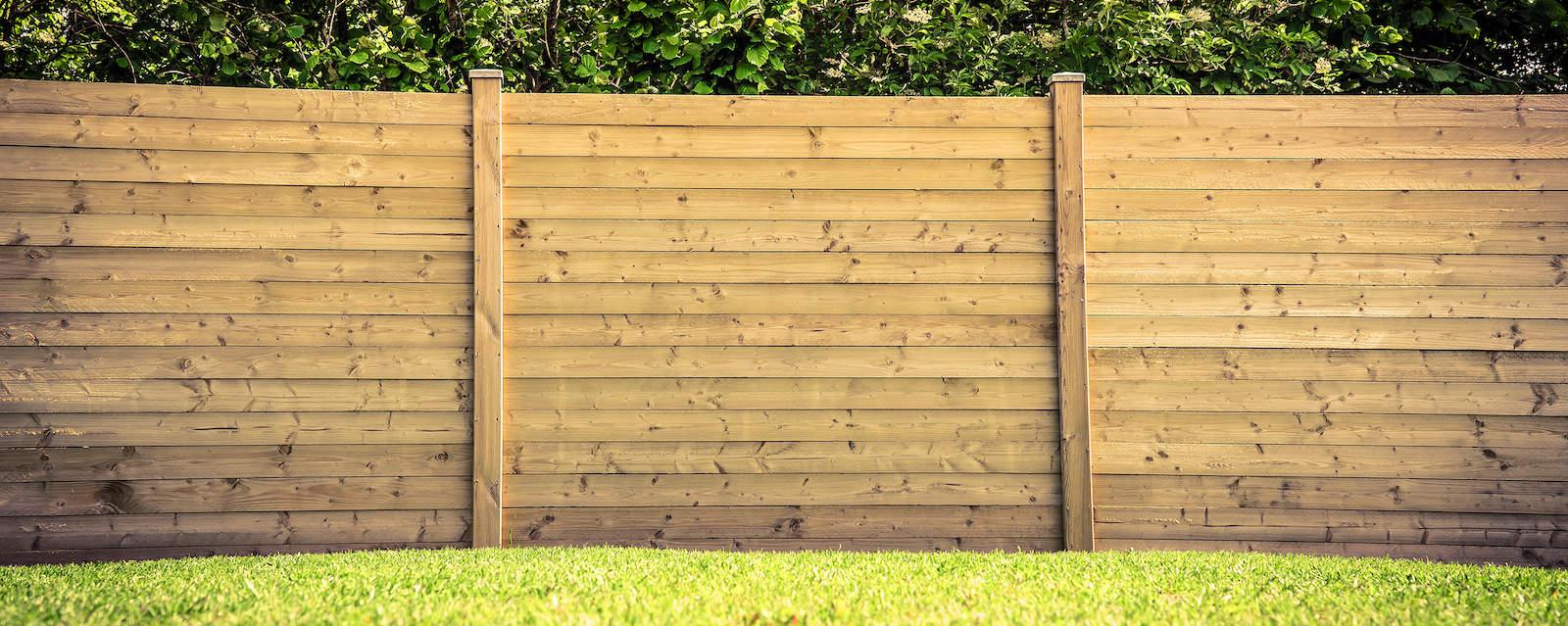 garden fencing newcastle