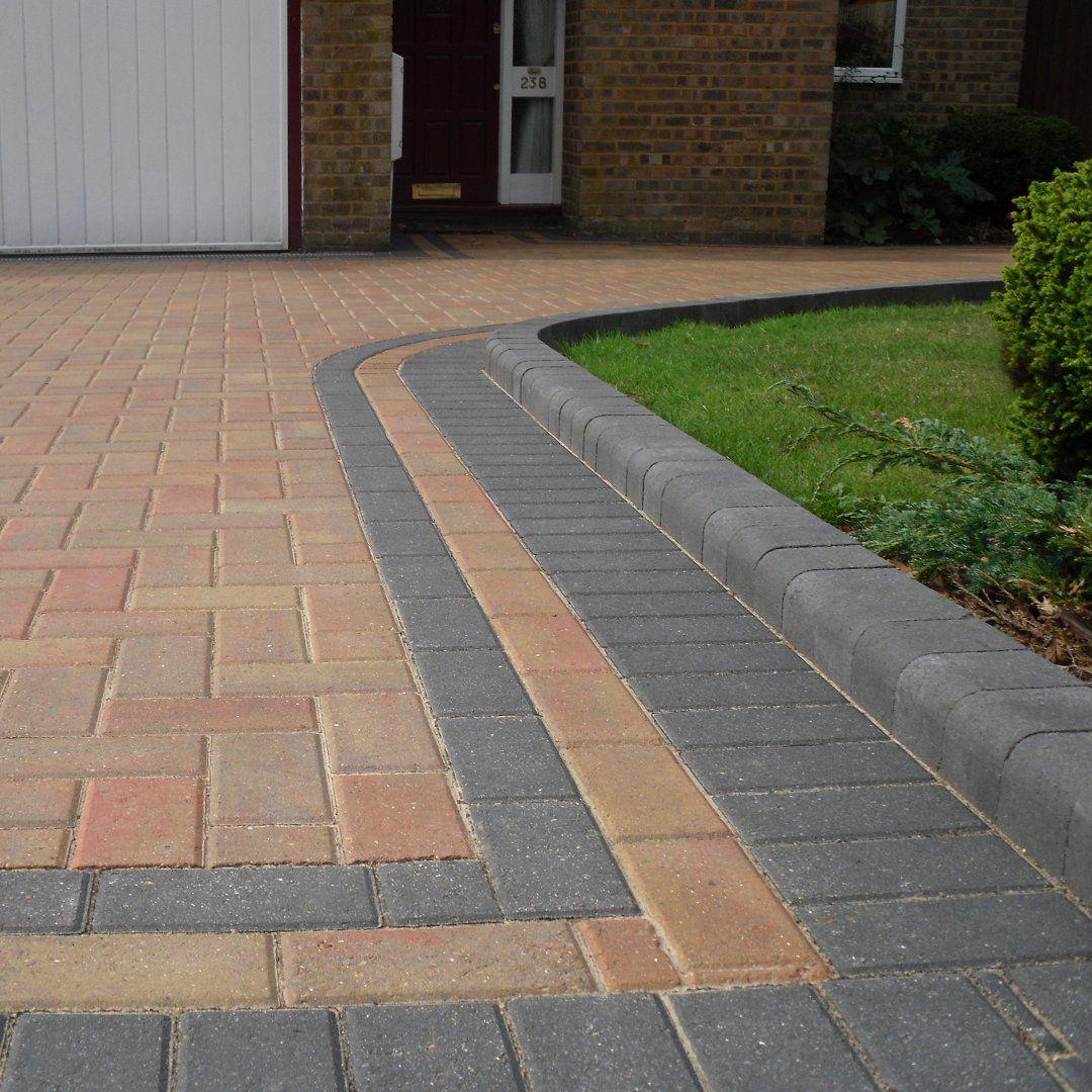 block driveway