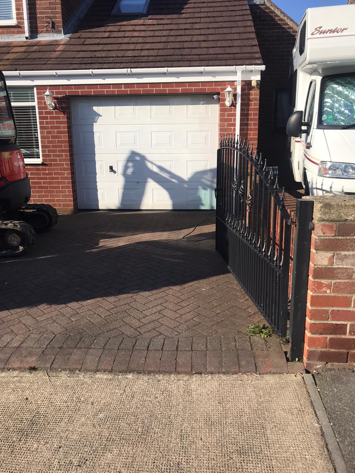 resin driveways newcastle